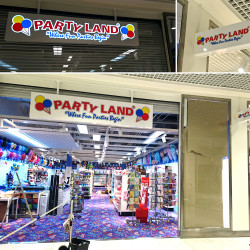 center syd partyland